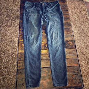 Nine West Jeans Ladies Jessica Jegging Pants Sz 14